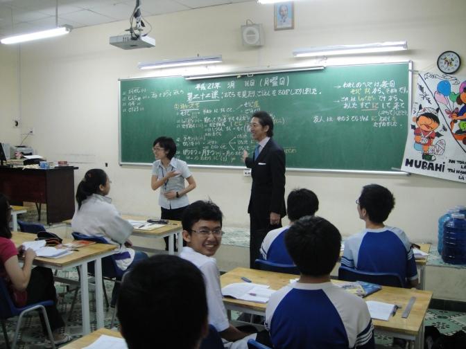 Thuận lợi của người Việt khi học tiếng Nhật