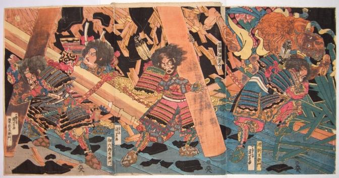 Oda Nobunaga (1534-1582): Thiên tài quân sự thời Chiến Quốc